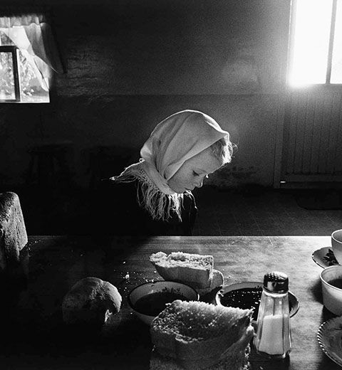 Winner 1996: Larry Towell