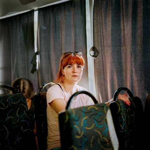 Anastasia Taylor-Lind - »5km from the Frontline«
