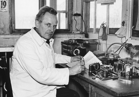 Oskar Barnack - Inventor of the Ur-Leica